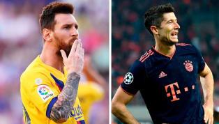 Lionel Messi đang bám đuổi quyết liệt Robert Lewandowski trong cuộc đua trở thànhChân sút hay nhất năm 2019với khoảng cách đang vô cùng suýt sao. Barca...