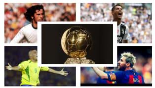 Quả bóng Vàng là danh hiệu cao quý nhất trong sự nghiệp của mỗi cầu thủ. Lịch sử làng túc cầu giáo đã sản sinh ra vô số những thiên tài, những thần đồng mà...