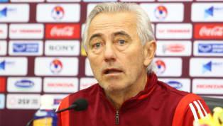 Huấn luyện viên trưởng của UAE, ôngBert van Marwijk đánh giá rất cao đội tuyển Việt Namnhưng không tin đội bóng của ông sẽ thất bại trước Những chàng trai...