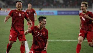 Trước một UAE được đánh giá mạnh hơn, các cầu thủ Việt Nam đã có một trận đấu xuất thần khi đánh bại đại diện đến từ Tây Á sau khoảnh khắc xuất thần của Tiến...