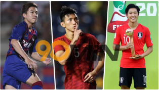 Đoàn Văn Hậu sẽ đối đầu với hai địch thủ gồm tân binhBarcelonavà ngôi sao của Valencia ở giải thưởng Cầu thủ trẻ hay nhất 2019 của AFC. VIDEO: Đoàn Văn...
