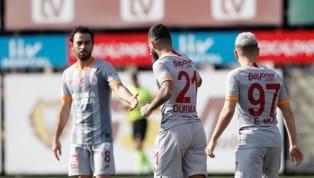 Milli maçlar için verilen arada Galatasaray, Florya Metin Oktay Tesisleri'nde karşılaştığı Ümraniyespor'u hazırlık mücadelesinde 4-0 mağlup...