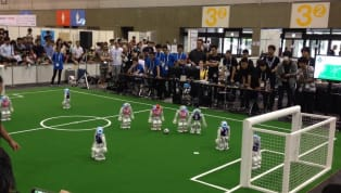 Researcher,Professor Maurice Pagnucco has revealed that there will come a time by 2050 when a team full of robot footballers will be able to compete with...