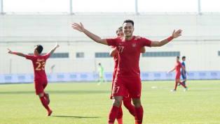 Timnas IndonesiaU23 akan segera memulai perjalanannya di SEA Games 2019 yang akan berlangsung di Flipina pada 30 November hingga 11 Desember mendatang....