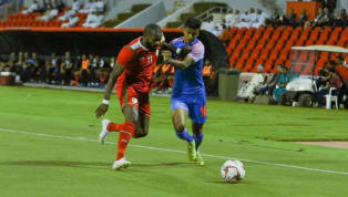 ​Oman picked up a 1-0 win in the ​2022 FIFA World Cup qualifier Group E game at the Sultan Qaboos Sports Complex against the ​Indian national football team on...