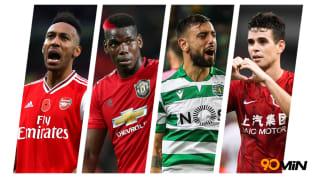 Dưới đây là 7 ngôi sao xuất sắc xứng đáng khoác áo một CLB có khả năng cạnh tranh danh hiệu ở cấp độ hàng đầu châu Âu. 50 bàn thắng và 12 kiến tạo sau 80 trận...