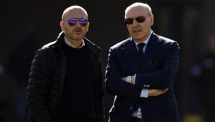 Nelle parole rilasciate da Beppe Marotta pochi istanti prima del match contro la Spal, l'.a.d. nerazzurro ha apertotimidamente - e per la prima volta - ad...