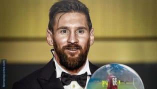 Lionel Messialzó su sexto Balón de Oro en una gala en la que no estuvo presenteCristiano Ronaldo. El argentino estuvo acompañado por su familia,...