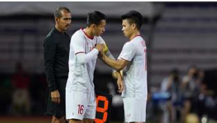 Huấn luyện viên Park Hang-Seo đã nói về chấn thương của Quang Hải sau trận đấu của U22 Việt Nam gặp U22 Singapore tối 3.12. Quang Hải chỉ có mặt trên sân hơn...