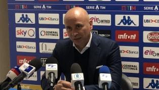 Dopo l'esonero di Fabio Grosso e il successivo ritorno sulla panchina del Brescia, giornata di presentazione ufficiale per il neo tecnico delle rondinelle...