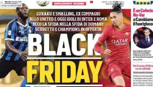 Non è passato inosservato il titolo in prima pagina del Corriere dello Sport di oggi. Il quotidiano è uscito in edicola con una prima pagina discutibile dal...