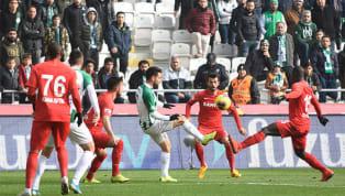 Spor Toto Süper Lig'de 14. haftanın zorlu randevusundaİttifak Holding Konyaspor, iç sahada Gaziantep Futbol Kulübü ile 0-0 berabere kaldı. Maç Sonucu:...