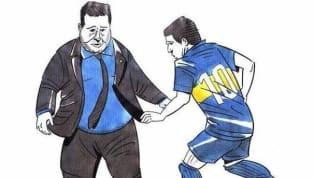 Poco importó la derrota ante Rosario Central en la última fecha del año versión Superliga Argentina 2019/20 y la despedida de Gustavo Alfaro como entrenador...