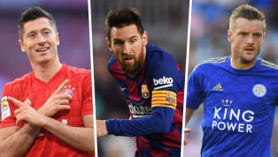 Lionel Messi đang đứng thứ 5 ở cuộc đua giành Giày Vàng Châu Âu dù xuất phát sau nhiều ngôi sao khác. Cuộc đua cho danh hiệu Vua Phá Lưới Châu Âu đang vô cùng...