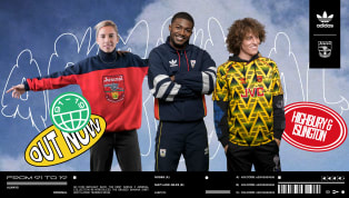 Baby When adidas unveiled their new Arsenal kits back in the summer, things were looking up for the Gunners. A new sponsorship deal with a giant of the...