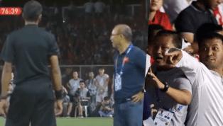 HLV Park Hang-Seo đã bị người Indonesia liên tục nạt nộ và đe dọa sau khi ông nhận thẻ đỏ lên khán đài ở chung kết SEA Games. Ông Park Hang-Seo đã bị trọng...