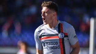 Después del gol que le hizo a River el otro día, en San Lorenzo se apuran por subirle la cláusula de rescisión a este delantero de 20 años y 1,90 metros de...