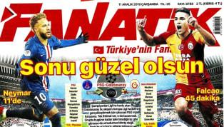 Galatasaray'ın Paris Saint-Germain maçı öncesindeki gelişmeler gazetelerde ağırlıklı olarak yer buldu. Çarşamba gününün öne çıkan haber başlıkları şu...