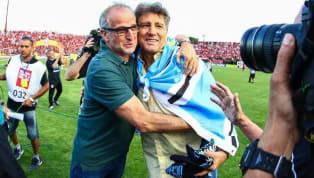 OGrêmiovai mudar o seu departamento de futebol para 2020. Na manhã desta terça-feira, o clube comunicou, de forma oficial, as saídas do vice-presidente...