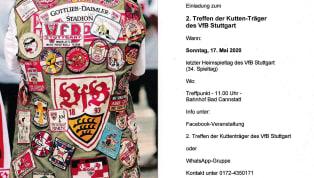 """2. Treffen der Kuttenträger des VfB Stuttgart Wer nähere Informationen hierzu will, findet diese auf der Veranstaltung bei Facebook """"Treffen der Kuttenträger..."""