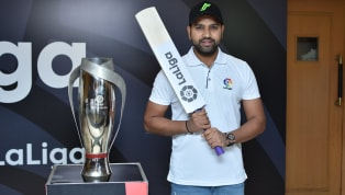 ​Indian national cricket team's star opening batsman Rohit Sharma has been appointed as the new India brand ambassador of Spain's top-division football...