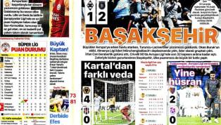 UEFA Avrupa Ligi'ndeki temsilcilerimizin dün akşam oynadıkları karşılaşmalardan gelişmeler gazetelerde ağırlıklı olarak yer buldu. Cuma gününün öne çıkan...