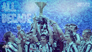 When the 2010s arrived, Juventus were just another Italian team. They had enjoyed years of dominance, but that was long gone. Having finished seventh in both...