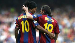 Lionel Messiè il miglior giocatore della sua era ma non di tutti i tempi. Ad annunciarlo è un suo vecchio compagno di squadra del Barcellona, il brasiliano...