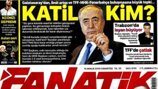 Galatasaray'ın Ankaragücü mücadelesi öncesindeki gelişmeler gazetelerde ağırlıklı olarak yer buldu. Cumartesi gününün öne çıkan haber başlıkları şu...
