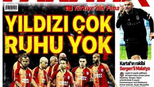 Galatasaray'ın 2-2'lik Ankaragücü mücadelesi günün haberlerinde ağırlıklı olarak yer bulmuş durumda. Demir Grup Sivasspor-Fenerbahçe ve Beşiktaş-BtcTurk Yeni...