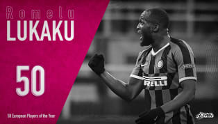 Romelu Lukaku is ranked 50th in 90min's European Player of the Year series. ​Inter striker Romelu Lukaku has made an impressive start to life in Italy,...