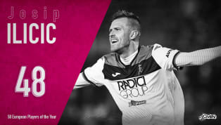 Josip Ilicic is ranked 48th in 90min's European Player of the Year series. When you take a long, hard look at Josip Ilicic, everything about him suggests that...