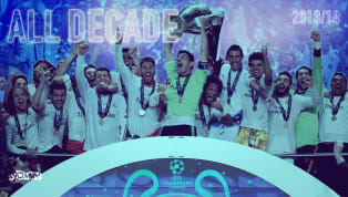 Real Madrid's 2013/14 side are part of 90min's 20 Greatest Teams of the Decade series. Although the 2013/14 season saw Real Madrid finish third in a two-horse...