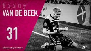 Donny Van de Beek is ranked 31st in 90min's European Player of the Year series. ​With transfer offers coming in left, right and centre for the 22-year-old, it...