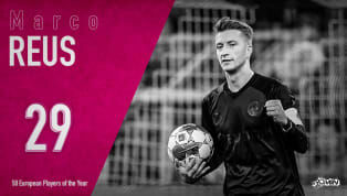 ​A player who seems to have been around forever, one thing you can say about Marco Reus is that his talent hasn't wavered during that time. Equally, his...