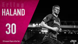 Erling Haland is ranked 30th in 90min's European Player of the Year series. ​On 1 January 2019, Erling Haaland officially completed his switch from Molde to...