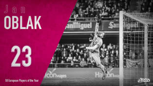 Jan Oblak is ranked 23rd in 90min's European Player of the Year series. Atlético Madrid number 13 Jan Oblak has had quite the year in all aspects of football,...