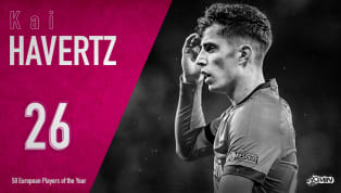 Joshua Kimmich is ranked 26th in 90min's European Player of the Year series. What a year it has been for Bayer Leverkusen's Kai Havertz. It's astonishing to...