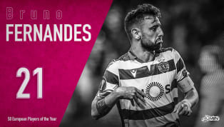 Bruno Fernandes is ranked 21st in 90min's European Player of the Year series. For a footballer we at 90min aren't even sure actuallyexists, Bruno Fernandes...