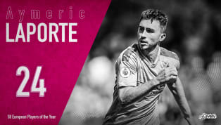 It was the best of times,it was the worst of times. It was the year of the treble, it was the year of injury. What a rollercoaster2019 Aymeric Laporte has...