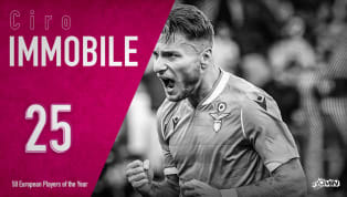 Ciro Immobileis ranked 25th in 90min's European Player of the Year series. Look for the word 'goalscorer' in the dictionary and you'll be sure to find a...