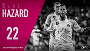 Eden Hazard is ranked 22ndin 90min's European Player of the Year series. It has been a momentous year in the career of Eden Hazard. Having almost...