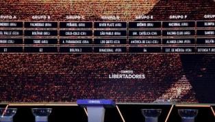 Los días y horarios de cada uno de los enfrentamientos de la fase de grupos de la Copa Libertadores 2020 (horarios de Argentina). Miércoles 4/3, 19.15 Hs G1 -...