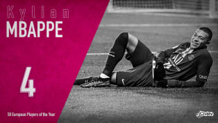Kylian Mbappe is ranked 4th in 90min's European Player of the Year Series Ittruly has been a record-breaking year for Kylian Mbappe, who is slowly but...