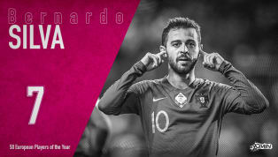 Bernardo Silva is ranked 7th in 90min's European Player of the Year series. ​He isn't the star name at Manchester City. And, obviously, the same is true for...