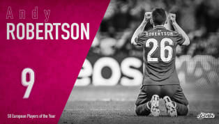 Andy Robertson is 9th in 90min's European Player of the Year series. If you're in any way connected with Liverpool, be that as a coach, data analyst,fan or...