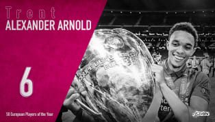Trent Alexander-Arnold is ranked 6th in 90min's European Player of the Year series. Trent Alexander-Arnold has been sensational over course of the last 12...