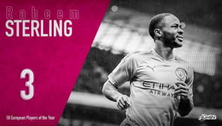 Raheem Sterling is ranked 3rd in 90min's European Player of the Year series. ​Raheem Sterling continues to blossom under Pep Guardiola's tutelage, the...