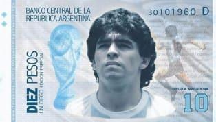 Un usuario de Twitter comenzó a realizar una campaña para crear billetes de 10.000 pesos con la cara del astro argentino. El motivo sería revalorizar este...