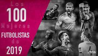 Hoy se acaba el 2019. En 90min queremos despedir el año de la mejor manera posible, y por eso hemos elaborado nuestro ranking con los 100 mejores futbolistas...